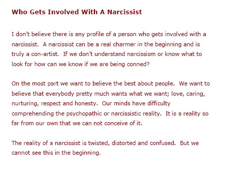 Spiritual Recovery from Narcissistic Abuse - Narcissism Free