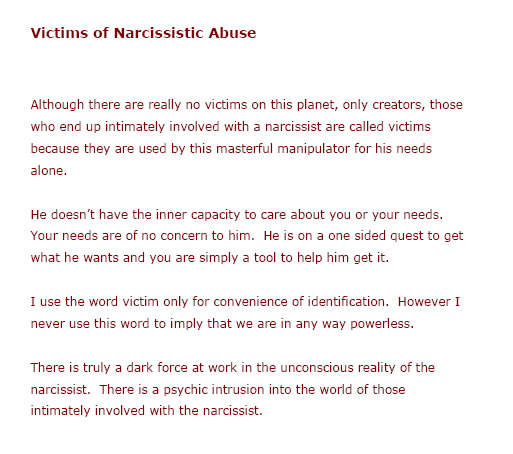 Can narcissists recover