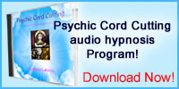 psychic chord cutting audio cd program